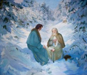 Беседа преподобного Серафима с Н. А. Мотовиловым