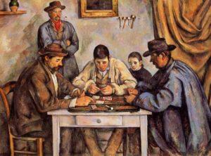 Кощунственная символика игральных карт